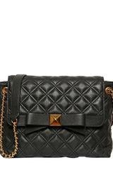 Marc Jacobs The Large Quilted Leather Shoulder Bag - Lyst