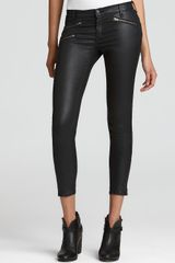Rag & Bone Leggings  with Zippers - Lyst