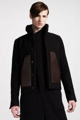 Rick Owens Worker Jacket - Lyst