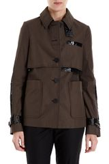 10 Crosby by Derek Lam Military Jacket - Lyst
