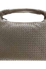 Bottega Veneta Large Intrecciato Hobo Bag - Lyst