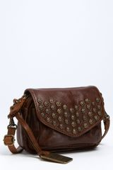 Frye Brooke Mini Crossbody Bag - Lyst