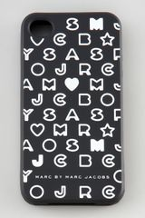 Marc By Marc Jacobs Stardust Iphone 4 Case - Lyst