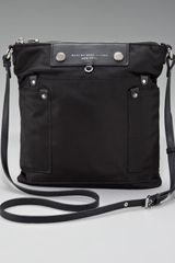 Marc By Marc Jacobs Preppy Nylon Sia Bag in Black - Lyst