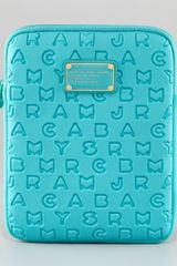 Marc By Marc Jacobs Dreamy Logo Neo Tablet Case - Lyst