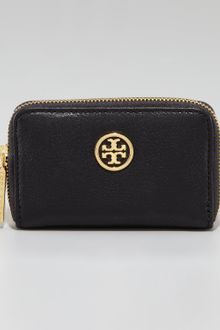 Tory Burch Robinson Zip Coin Case - Lyst