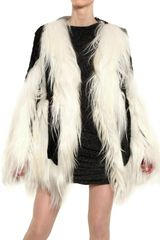 Jay Ahr Kidassia On Shearling Fur Coat - Lyst