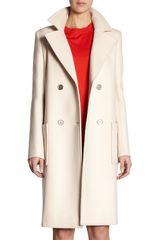 Balenciaga Corporate Coat - Lyst