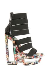 Casadei Fashion Superhero Limited Sandals