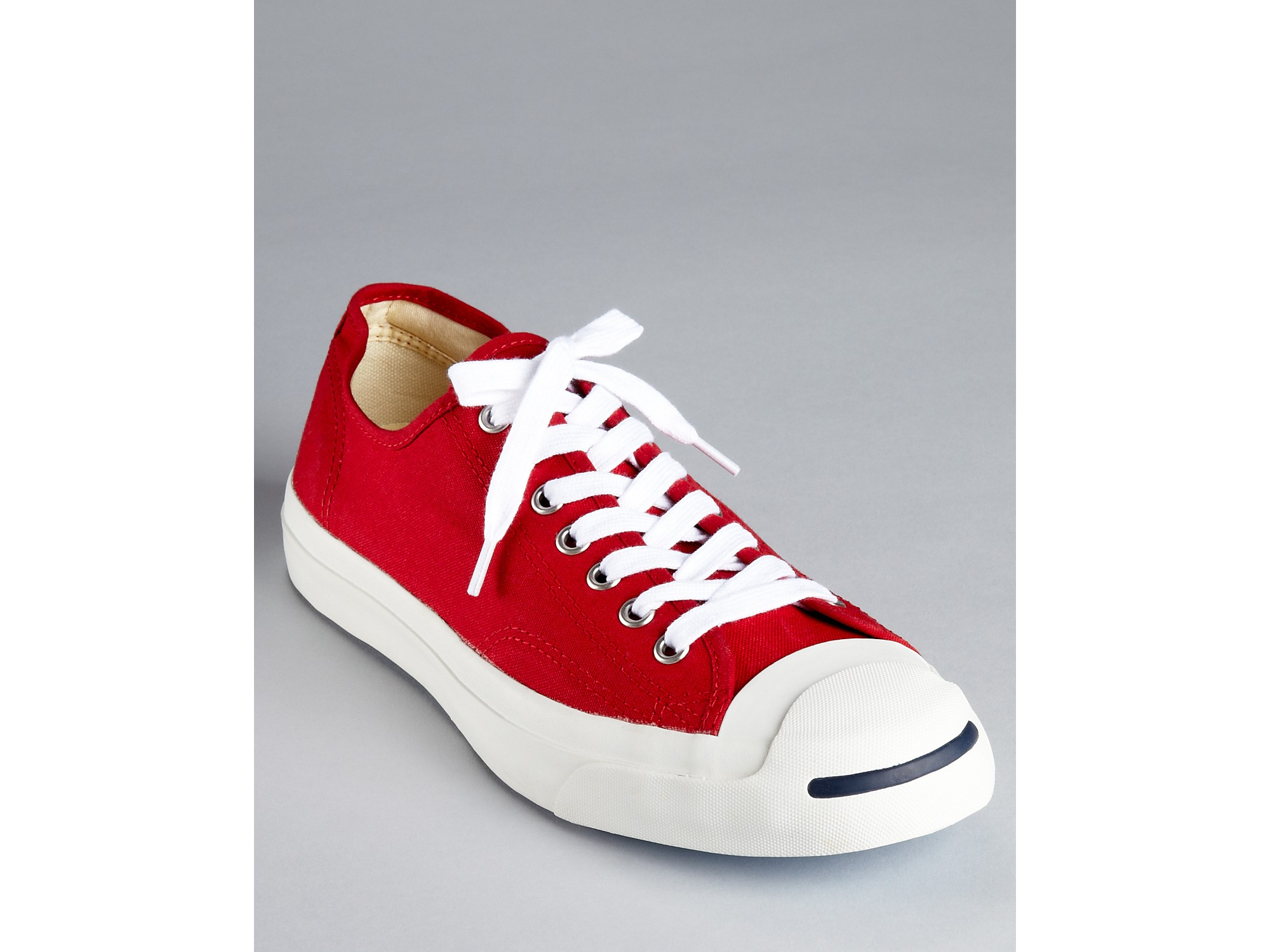 b53b482e0053c7 ... cheapest lyst converse jack purcell ltt sneakers in red for men 87335  36321