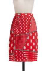 ModCloth So Many Options Skirt - Lyst