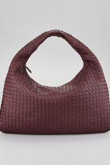 Bottega Veneta Large Hobo Bag - Lyst