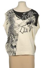 Bui De Barbara Bui Sleeveless T-shirt - Lyst
