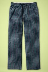 Gap Orchard Plaid Pj Bottoms - Lyst