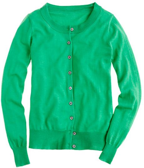 Misses Kelly Green Sweater 75