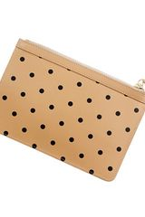 J.Crew Receipt Pouch in Dot - Lyst