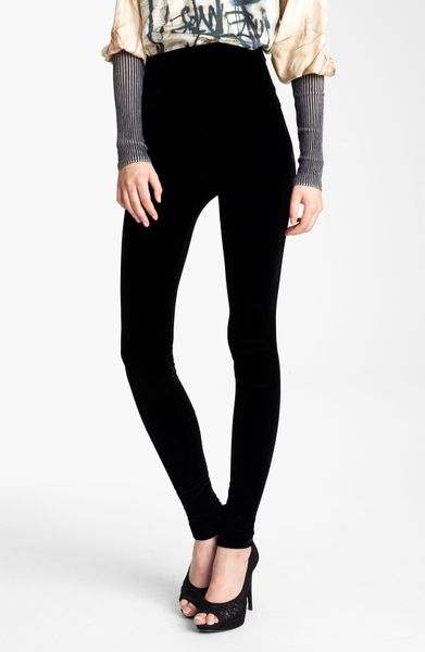 Black Velvet Leggings. Showing 15 of 15 results that match your query. Search Product Result. Product - Women's Winter Thick Velvet Slim Black Leggings In Skirt Style With Pockets. Product - ZANZEA Women Pants Stretch Leggings Slim Pencil Bodycon. Clearance. Product Image. Price $