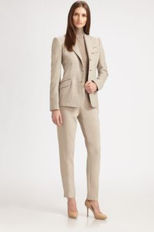 Ralph Lauren Black Label Cashmere Jacket - Lyst