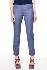 Tory Burch Pierre Wool Pant - Lyst
