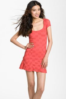 Free People Daisy Lace Dress - Lyst
