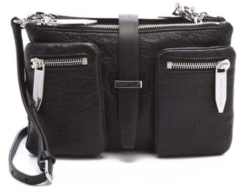 Theyskens' Theory Vala Messenger Bag - Lyst