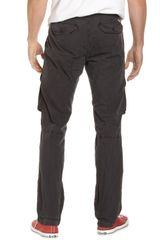 Converse Cargo Pants Phantom in Black for Men (faded black) - Lyst