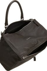 Givenchy Large Pandora Messenger in Black (brown) - Lyst