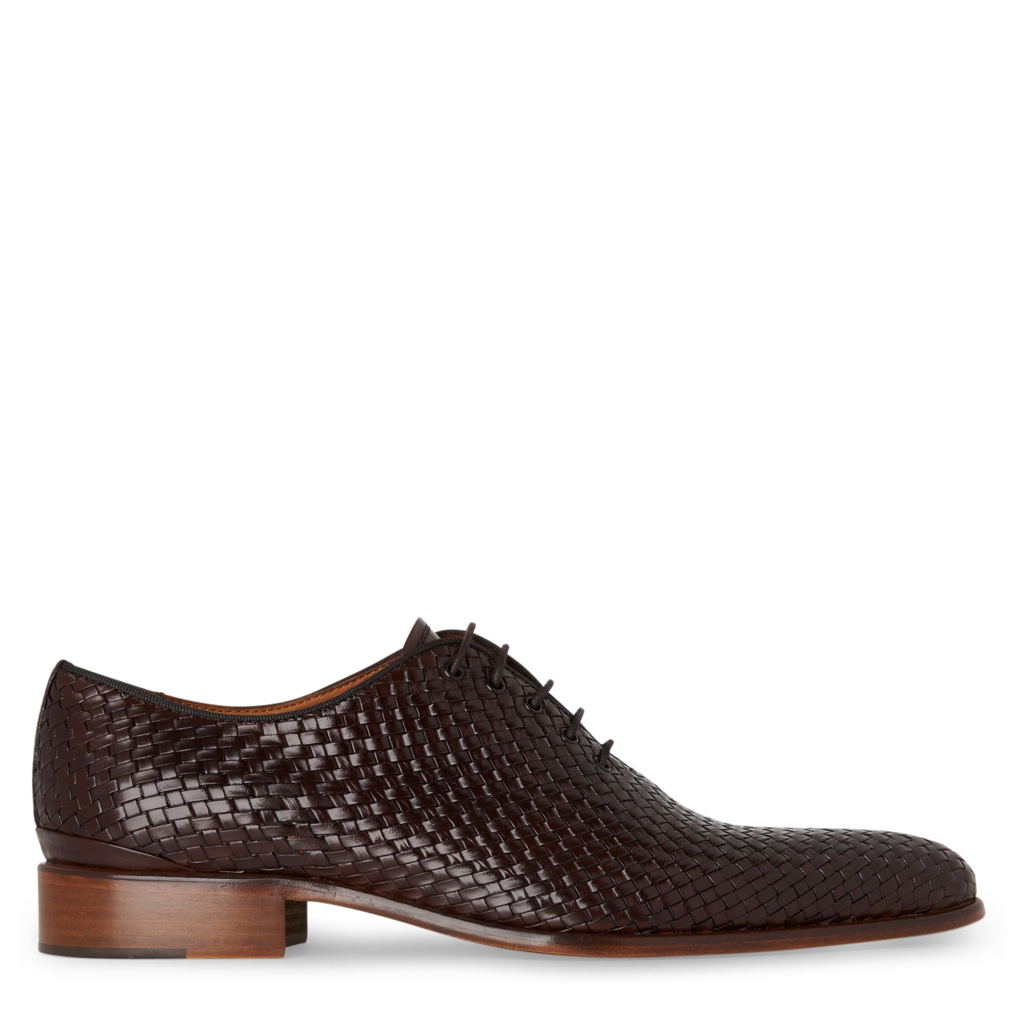 kurt geiger avery shoes in brown for lyst