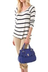 Marc By Marc Jacobs Intergalocktic Leather Nova Bag in Blue - Lyst