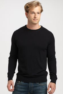 Vince Rollneck Sweater - Lyst