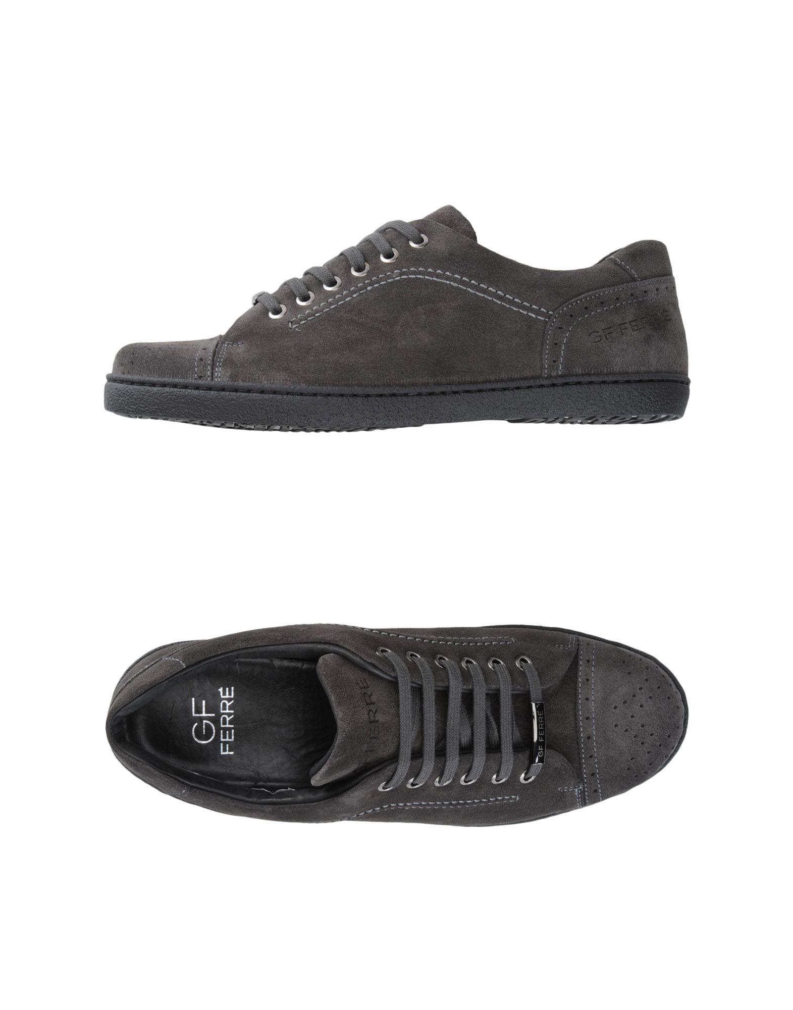gianfranco ferr 233 sneakers in gray for lead lyst