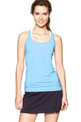 Gap Gapfit Breathe Heathered Tank - Lyst
