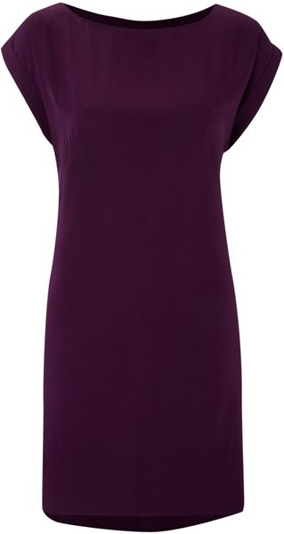 Therapy Stepped Hem Woven Dress - Lyst
