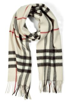 Burberry Trench Giant Check Icon Scarf - Lyst