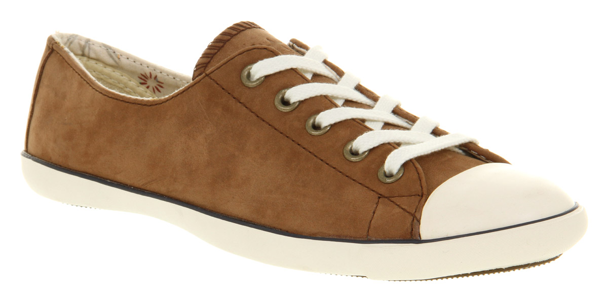 6bfc316c907f Lyst - Converse Ct Lite Ox Brown Leather in Brown
