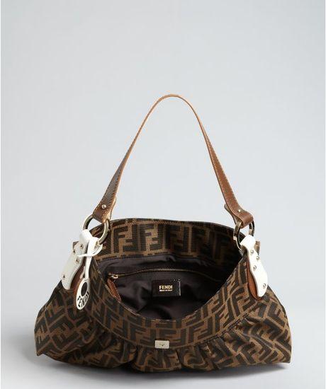 Pre-owned Fendi Kan I Bag | LePrix