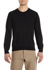Maison Martin Margiela Saddle Shoulder Sweater - Lyst