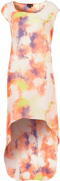 Topshop Multi Paintsplash Cover Up in Multicolor (multi) - Lyst