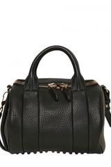 Alexander Wang Small Rockie Soft Pebbled Leather Bag