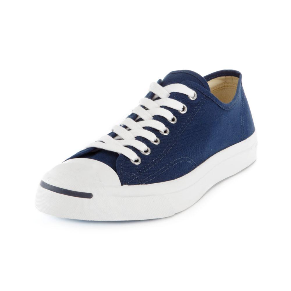 Lyst - Converse Jack Purcell Ltt Sneakers in Blue for Men b7b66e7cb