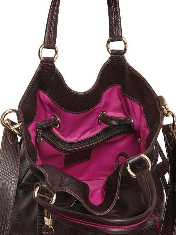 chloe brand handbags - lancel vintage embossed shoulder bag, cheap lancel bags