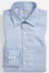 Michael Kors Regular Fit Dress Shirt - Lyst