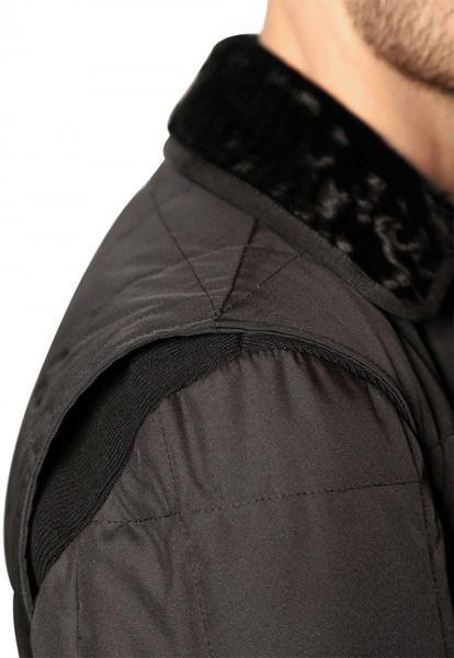 Moncler Gamme Bleu Micro Corduroy Nylon Down Jacket In