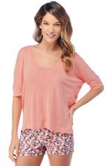 Splendid Vintage Whisper Boxy Top - Lyst