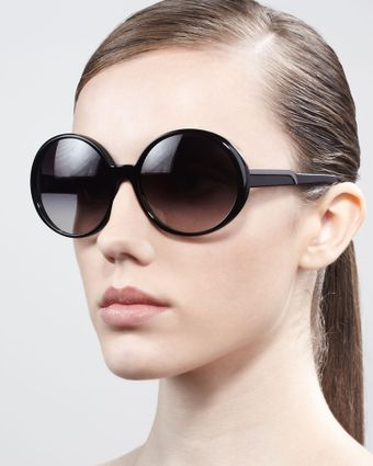 Stella Mccartney Sunglasses Round Sunglasses - Lyst