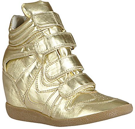 Steve Madden Hilight in Gold
