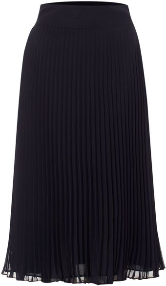 Linea Pleated Skirt - Lyst