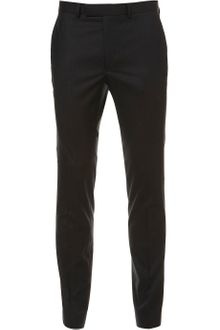 Topman Navy Ultra Skinny Trousers - Lyst