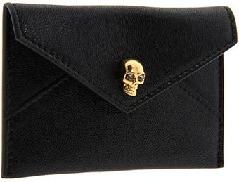 Alexander McQueen Envelope Card Holder - Lyst