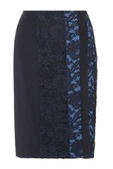 Schumacher Lace Skirt - Lyst